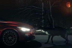Infiniti Presents The Beast Within