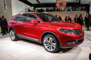 2016 Lincoln MKX First Look - Motor Trend