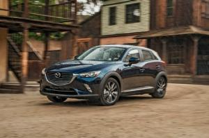 2016 Mazda CX-3 Grand Touring AWD - First Test Review - Motor Trend