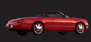 2002 Ford Thunderbird - Car Of The Year - Motor Trend