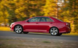 2012 Toyota Camry First Drive - Motor Trend