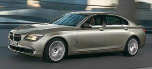 2008 vs. 2009 BMW 7 Series - Comparison Gallery - Motor Trend
