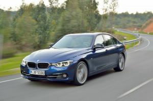2016 BMW 3 Series First Look - Motor Trend