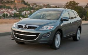 2012 Mazda CX-9 Grand Touring FWD - First Test - Motor Trend