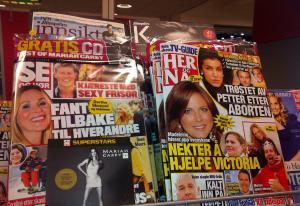 Kjendisredaktør mener flaue lesere slår feil ut på lesertallene: - Høres rart ut | Kampanje