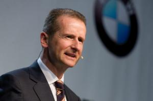 VW Group Snags BMW Exec to Lead Passenger Car Division