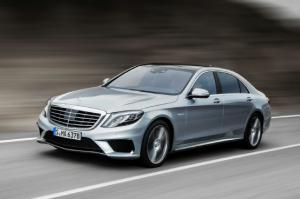 2014 Mercedes-Benz S63 AMG S Model First Drive - Motor Trend