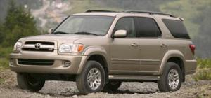 2006 Toyota Sequoia - Review - Motor Trend