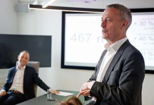 Stokstad om svenskehandel: - Vi skal skape Amedia i Sverige   Kampanje
