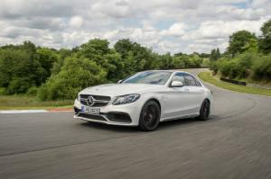 2015 Mercedes-AMG C63 First Look - Motor Trend