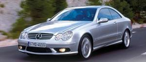 2003 Mercedes-Benz CLK55 AMG - First Drive & Road Test Review - Motor Trend