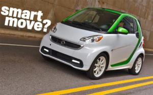 2013 Smart Fortwo Electric Drive First Drive - Motor Trend