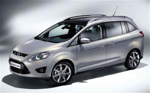 Ford Grand C-Max Images Leaked Ahead of Frankfurt Debut