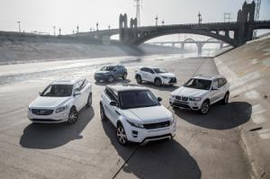 Lincoln MKC and Volvo XC60 Specs - 2015 Luxury Compact Crossovers