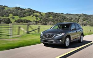 2014 Mazda CX-5 Grand Touring First Test - Motor Trend