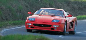 Ferrari F512 M - Driving Impression - European Car - Features - Motor Trend Magazine