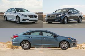 The Quickest 2015 Hyundai Sonata on Sale Today is ... the Eco?