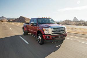 2015 Ford F-450 Super Duty Platinum First Test - Motor Trend