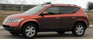 2003 Nissan Murano SE Price & Review - Road Tests - Motor Trend