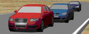 2007 Audi S6 vs. 2006 BMW M5 vs. 2007 Mercedes-Benz E63 AMG - Virtual Road Test and Car Racing Game - Motor Trend