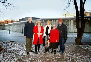 Jobber for å få NRK til Oslo fengsel: - Kan få inn over 2.000 arbeidsplasser til Gamlebyen | Kampanje