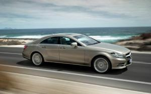 2012 Mercedes-Benz CLS-Class Photo Gallery - Motor Trend