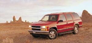 1996 Chevrolet Tahoe - Performance Test - Motor Trend Magazine