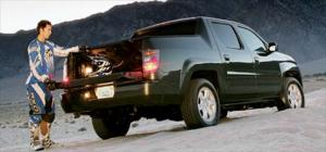 2006 Honda Ridgeline - 2006 Truck Of The Year Road Test & Review - Motor Trend