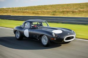 Jaguar E-Type Lightweight (Continuation Model) Review - Motor Trend
