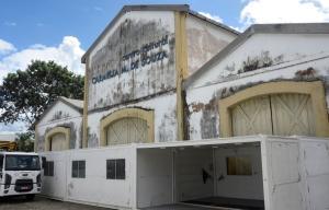 Secretário de Cultura tenta articular com a SPU a cessão do espaço para reforma, com projeto da PMV, orçada em R$ 7 milhões