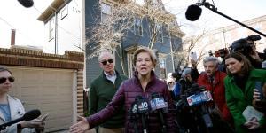 Elizabeth Warren Drops Out of Presidential Race