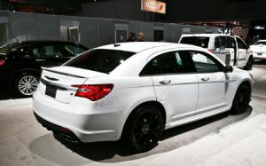 200-Unit 2013 Chrysler 200S Special Edition Revealed