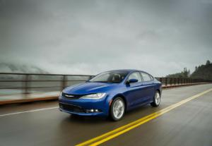 2015 Chrysler 200 First Drive - Motor Trend