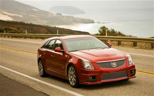 2011 Cadillac CTS-V Sport Wagon First Drive - Motor Trend