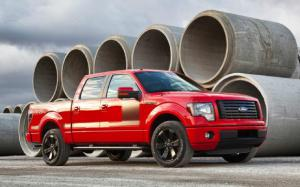 2012 Ford F-150 Specs - Motor Trend's 2012 Truck of the Year Winner