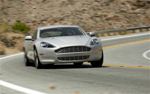 2010 Aston Martin Rapide First Test - Motor Trend