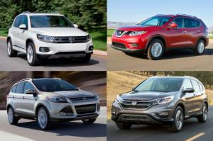 14 Small Crossovers: How They'd Fare Against the 2015 Honda CR-V