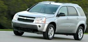 2005 Chevrolet Equinox - First Drive & Road Test Review - Truck Trend