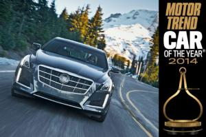 2014 Motor Trend Car of the Year: Cadillac CTS Specs - Motor Trend
