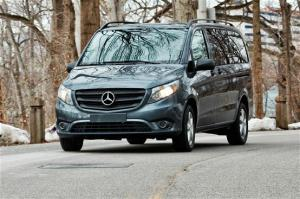 2016 Mercedes-Benz Metris Commercial Van First Look - Motor Trend