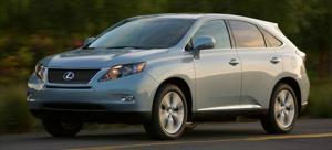 2010 Lexus RX - First Drive of the new Lexus RX - Motor Trend