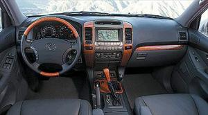 2003 Lexus GX 470 - Audio System, Engine, Transmission - First Drive & Road Test Review - Truck Trend