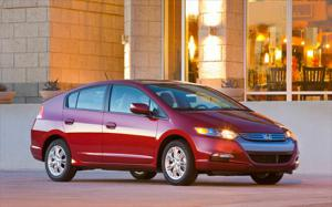 2010 Honda Insight Hybrid Overview - Motor Trend