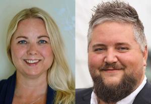 Telenor får nye markedsdirektører i Norge og Sverige : - Har demonstrert svært gode lederegenskaper