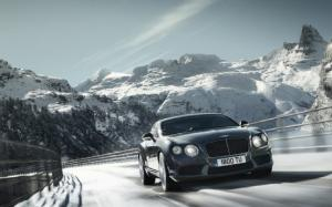 2013 Bentley Continental GT V-8 First Test - Motor Trend