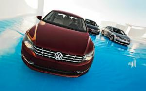 2012 Car of The Year: Volkswagen Passat - Efficiency, Safety, Value - Motor Trend