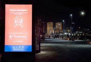 Helsedirektoratet tidobler reklametrykket i smittekampen - har blitt en av landets aller største annonsører