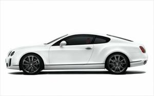 Bentley Continental Supersports - First Look - Motor Trend
