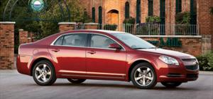 2008 Chevrolet Malibu - First Look - Motor Trend