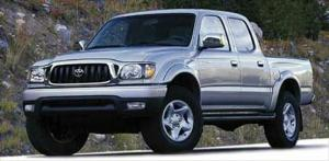 2001 Toyota Tacoma Double Cab - First Drive & Road Test - Motor Trend